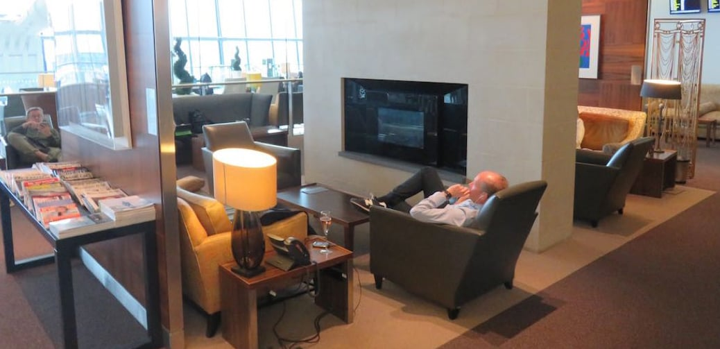 Best Airport Lounges At London Heathrow