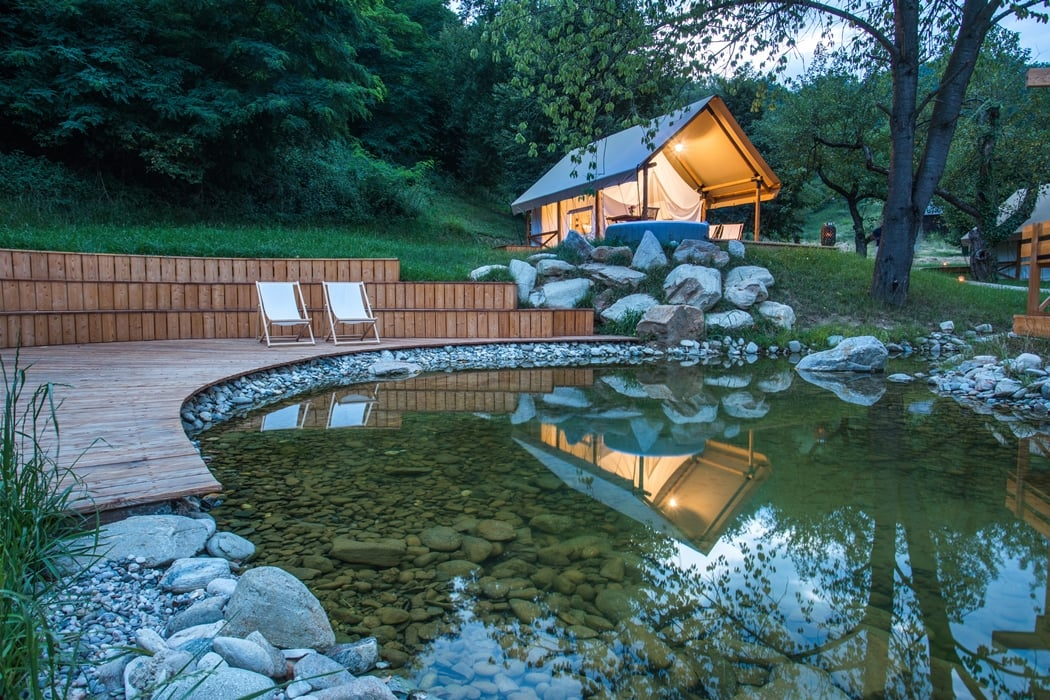 Best Glamping Sites In Slovenia