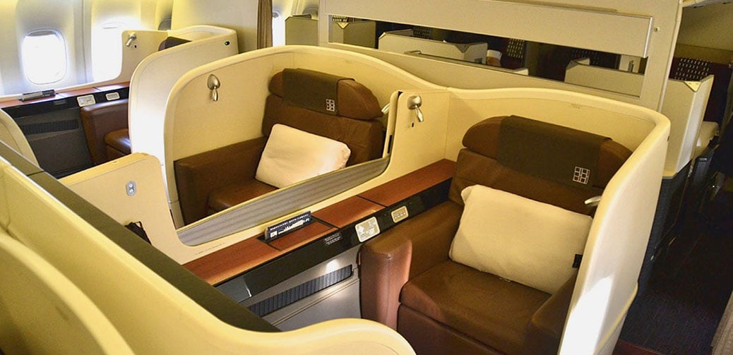 Japan Airlines Long Haul Business Class Flight Reviews