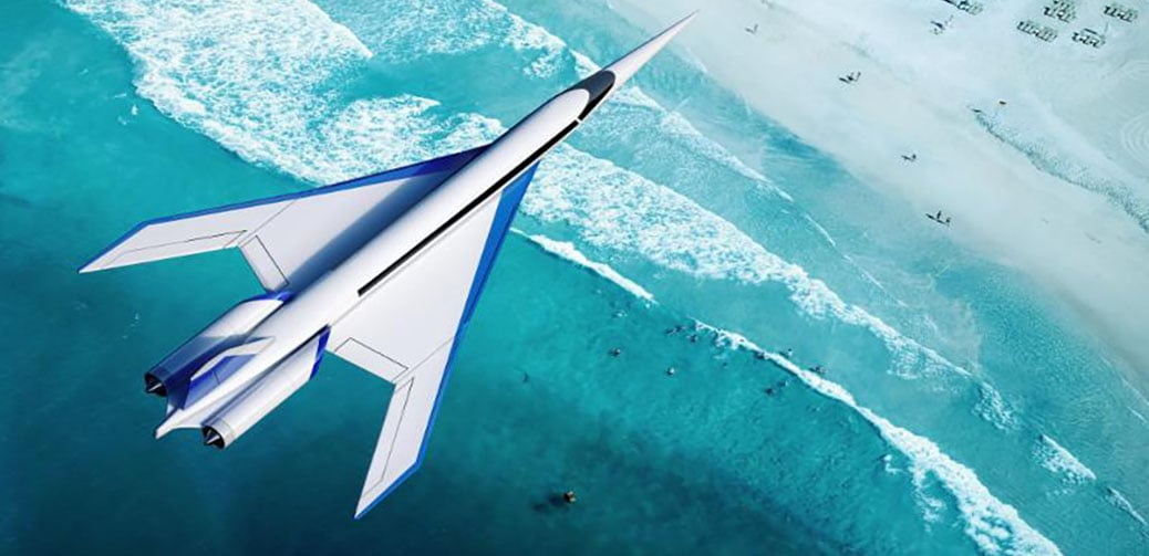 NASA Brings Commercial Supersonic Flights One Step Closer