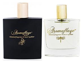 Aromaflage Multi-Tasking Fragrances x 4 & Candle RRP $230