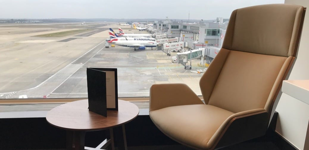 British Airways Airport Lounge Reviews