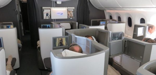 British Airways First Class Flight Reviews