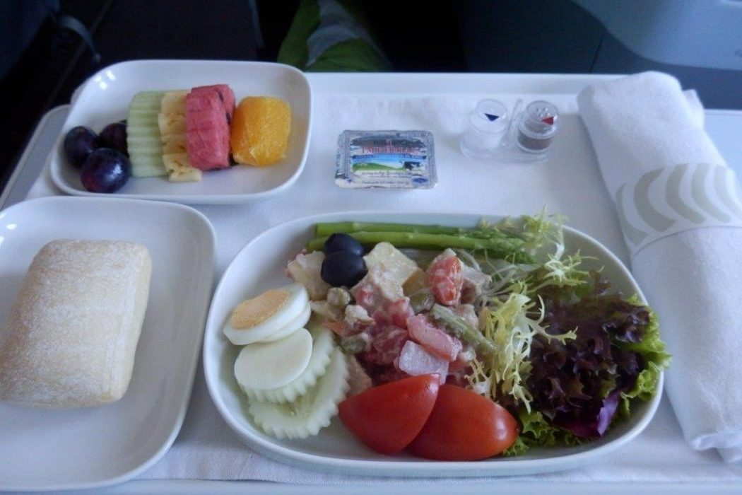 Flight Review: Finnair A330 Business Class Bangkok to Helsinki