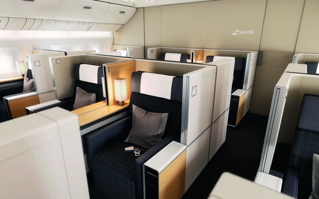 Flight Review: Swiss Airlines B777 First Class Zurich to Los Angeles