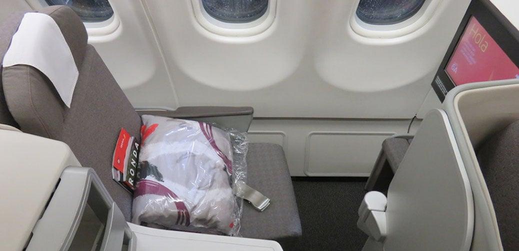 Iberia Long Haul Business Class Flight Reviews