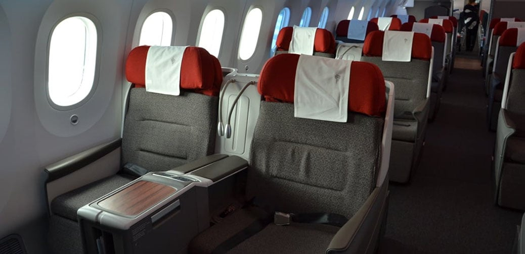 LATAM Long Haul Business Class Flight Reviews