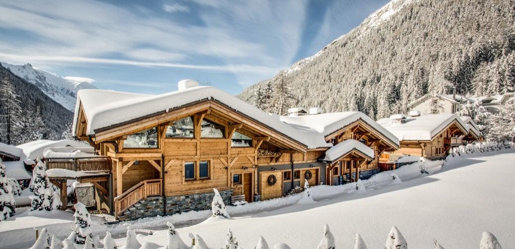 Les Rives d'Argentiere: Luxury Chalet In Chamonix-Mont-Blanc