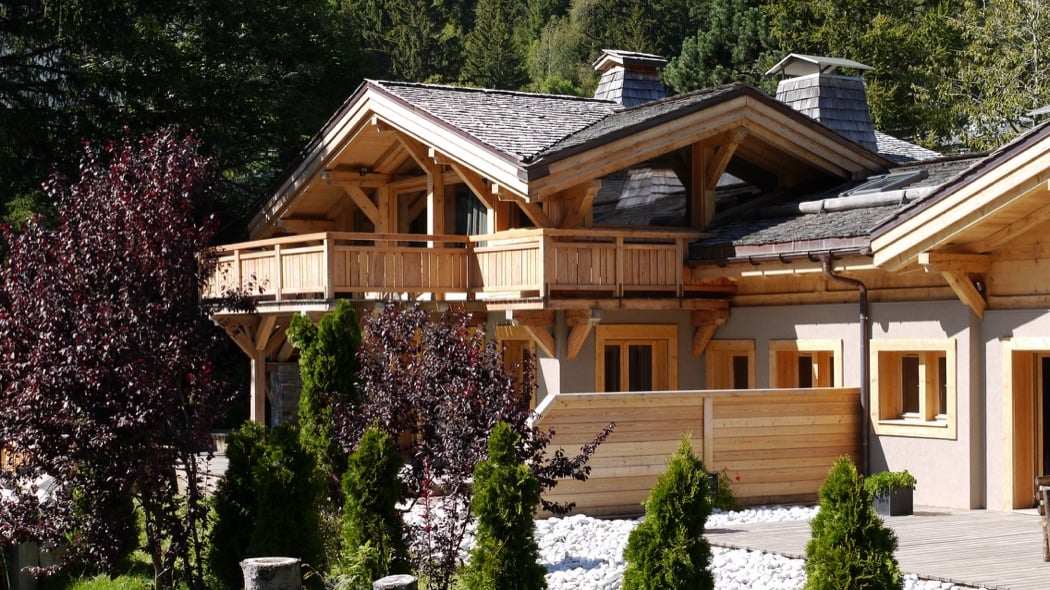 Les Rives d'Argentiere: Luxury Chalet In Chamonix-Mont-Blanc