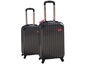 2 Piece ThermalStrike Bed Bug Proof Spinner Luggage Set $500