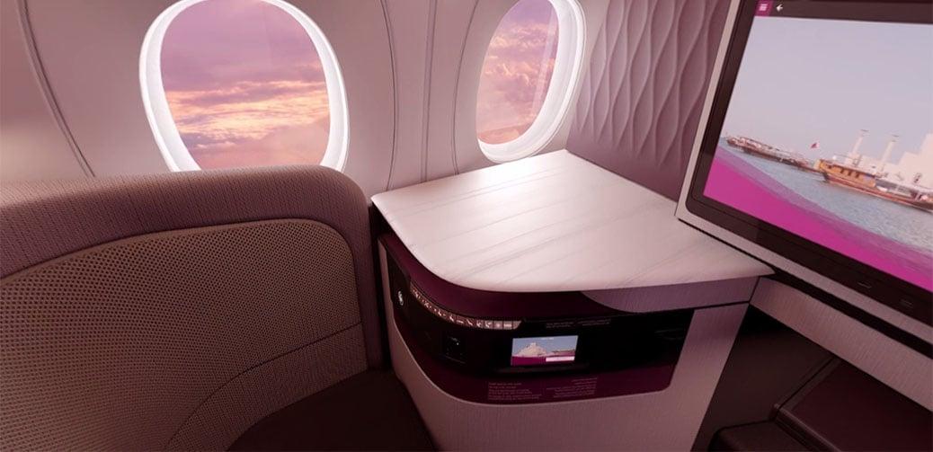 Qatar Airways Long Haul Business & First Class Flight Reviews