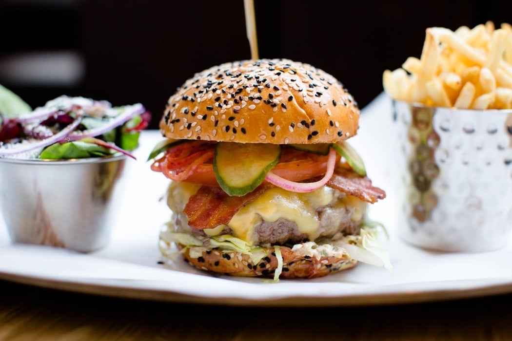 Restaurant Review: Burger & Lobster Leicester Square