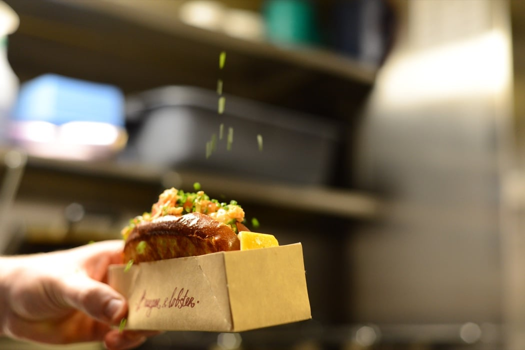 Restaurant Review: Burger & Lobster Threadneedle Street