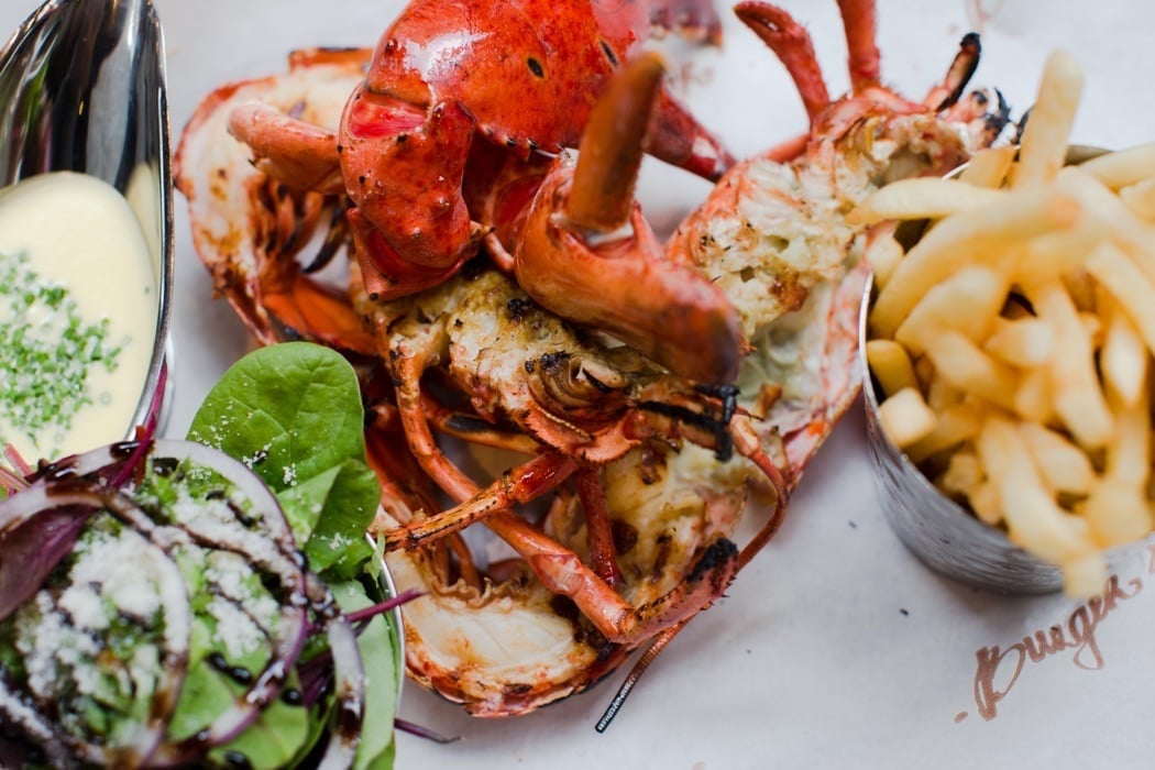 Restaurant Review: Burger & Lobster West India Quay