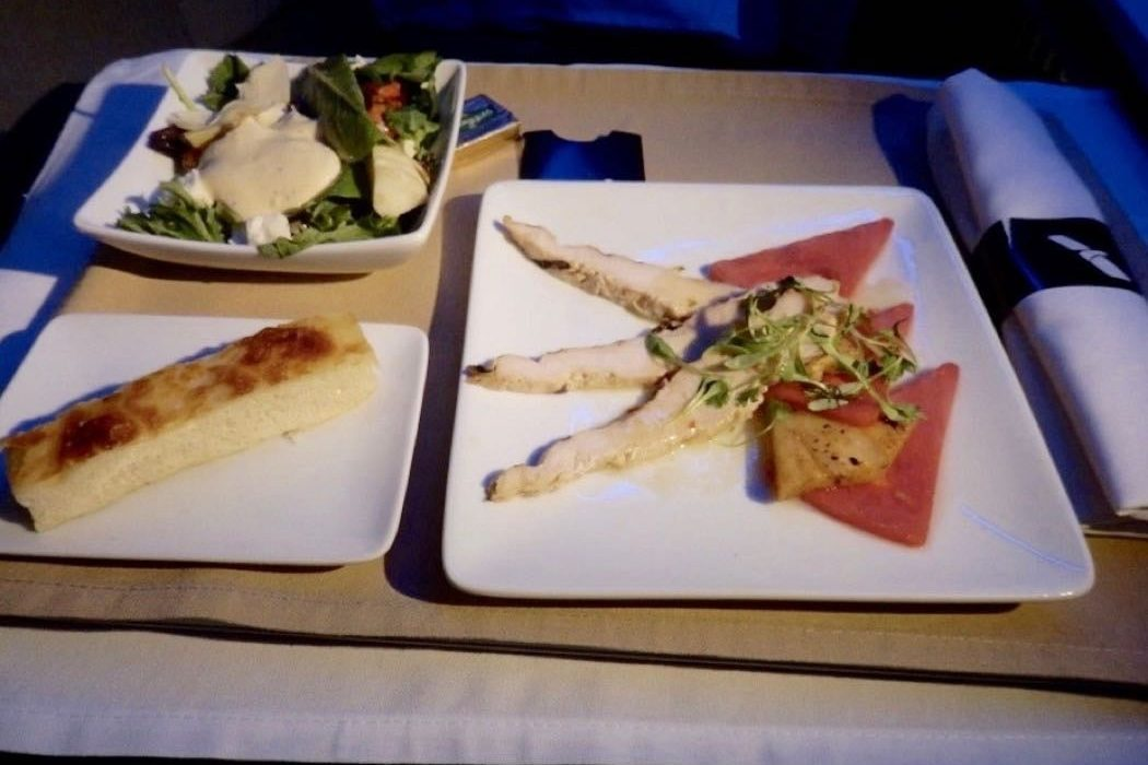 Flight Review: American Airlines Business Class On 787-9 Dreamliner