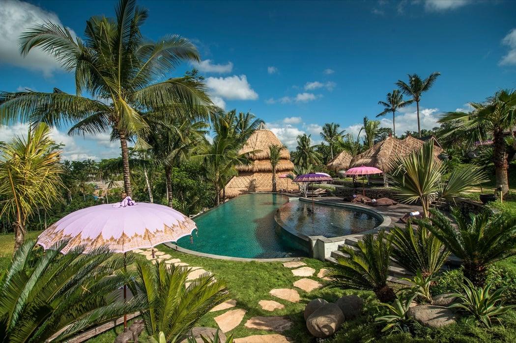 Review: Blue Karma Resort, Ubud, Bali