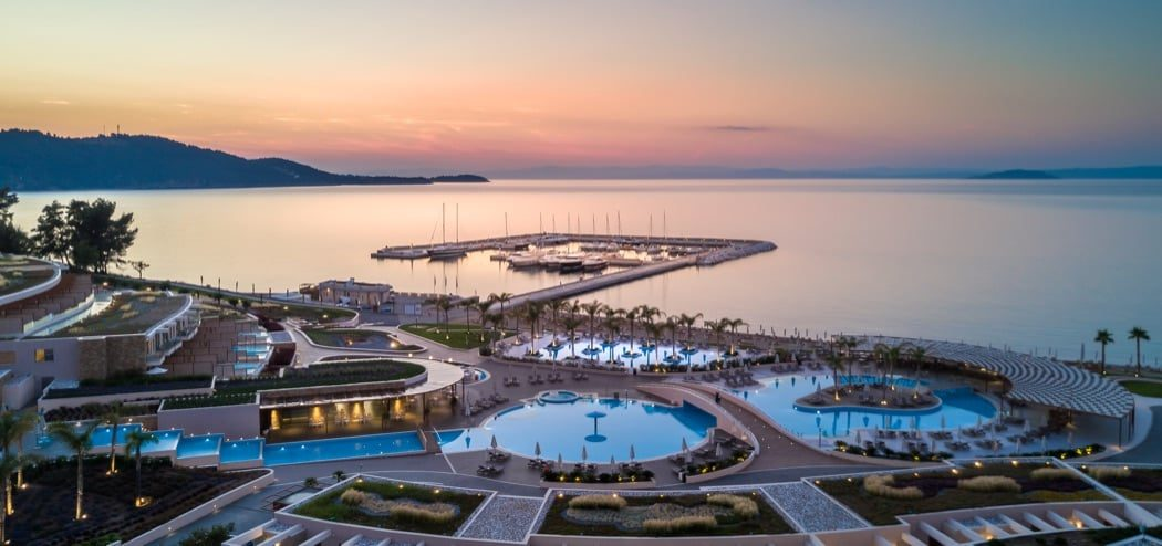 Review: Miraggio Thermal Spa Resort, Halkidiki