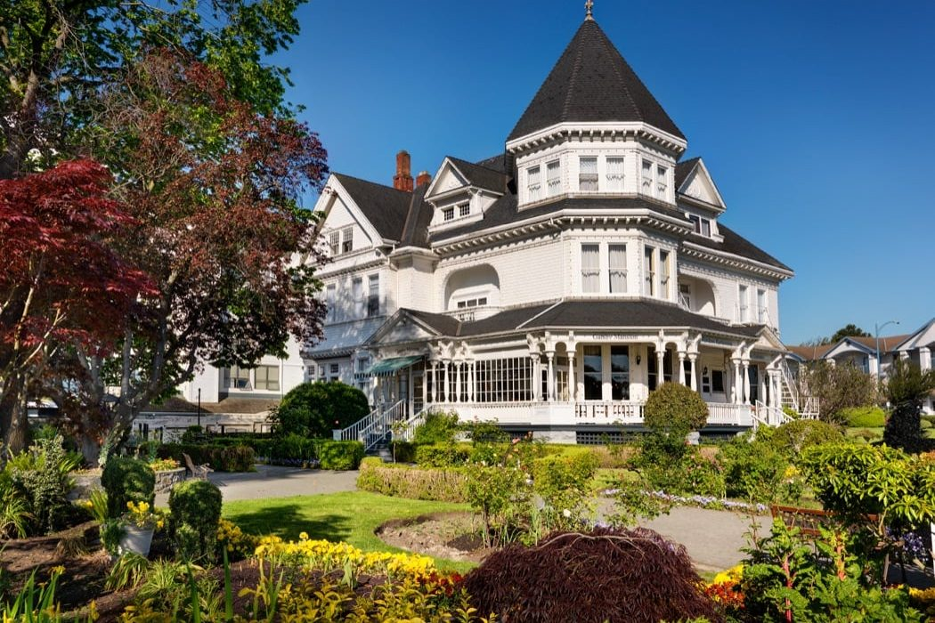 Review: Pendray Inn and Teahouse, Victoria, British Columbia