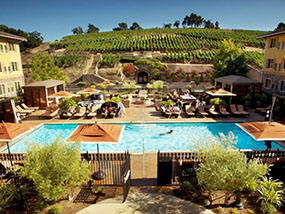 1 Night at The Meritage Resort and Spa in Napa Valley, California, USA