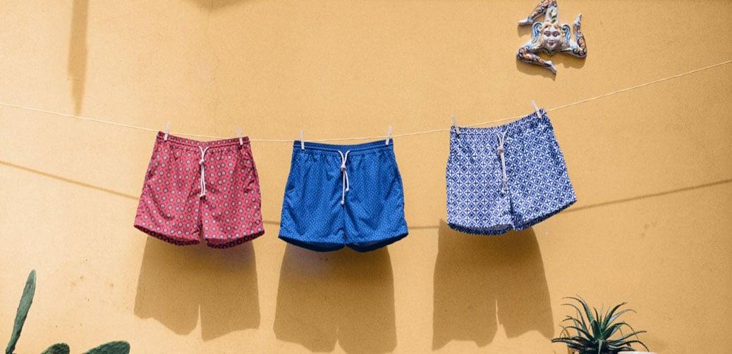 Ripa & Ripa: Men's Swim Shorts Made In Italy