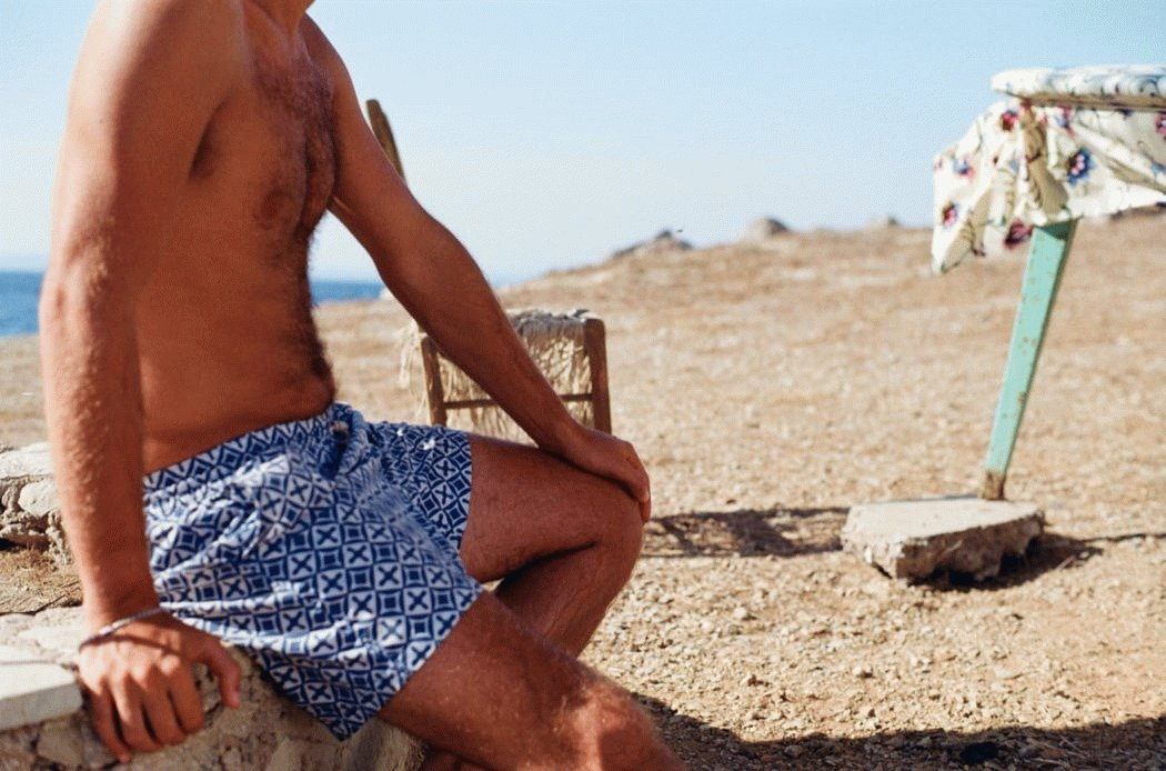 Ripa & Ripa: Men's Swim Shorts Made In Italy