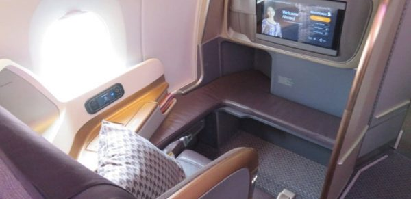 Singapore Airlines Long Haul Business Class Flight Reviews