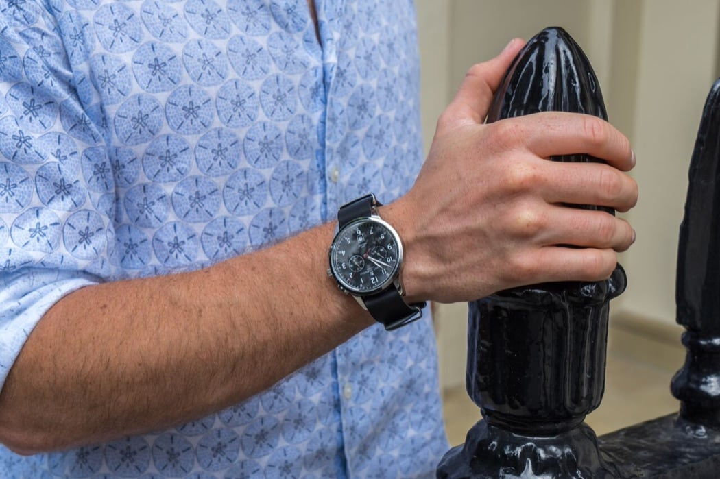 Review: Smart Turnout Watches & Leisure Wear