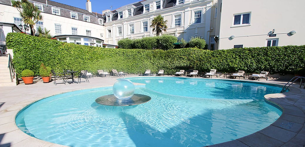 Top 3 Best Luxury Hotels With Pools In Guernsey