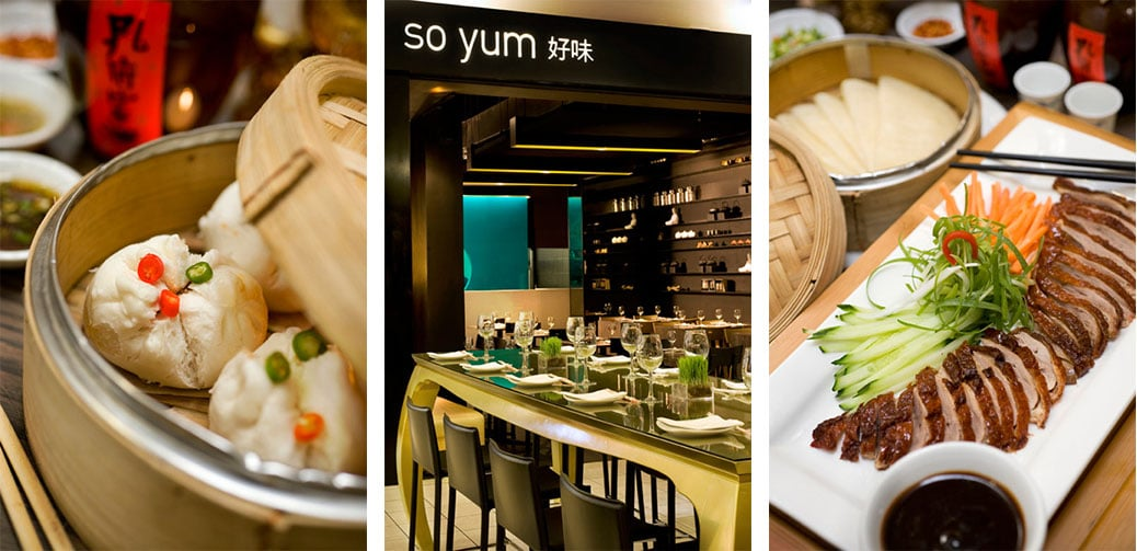 Unforgettable Chinese Cuisine At So Yum, Johannesburg