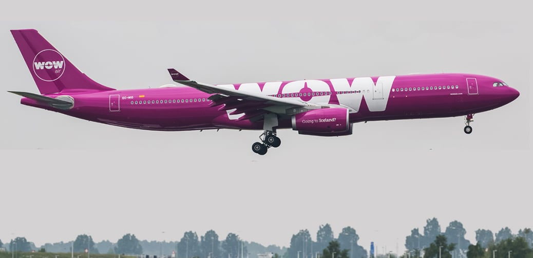 Wow Air Flight Reviews