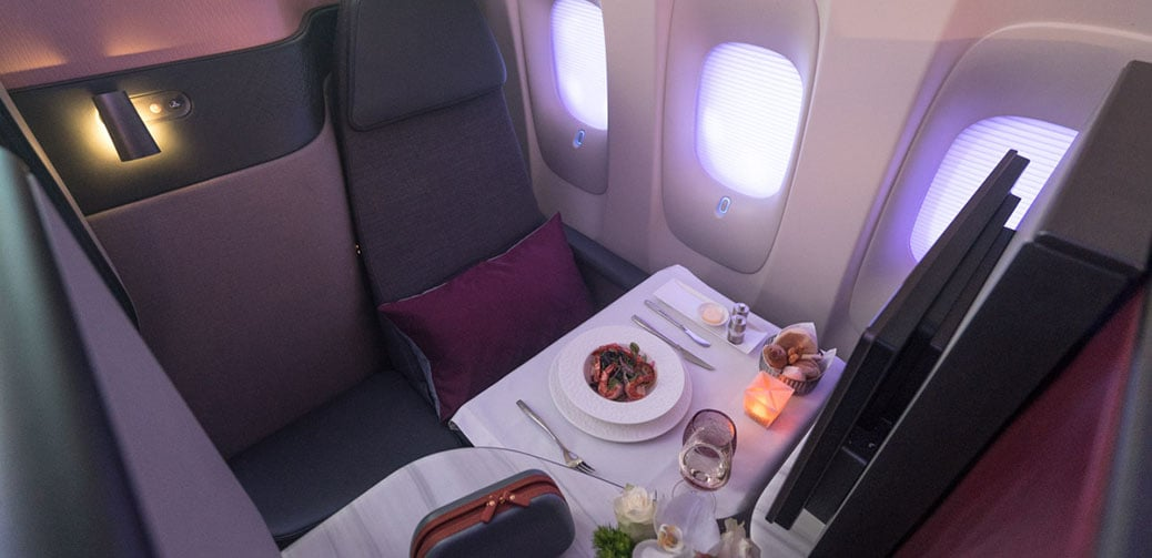5 Best Airlines To Fly From Europe To Asia In Business Class