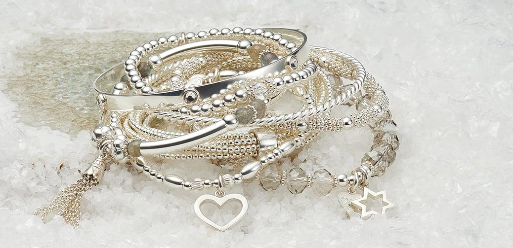 Giveaway: Win A Free Silver Annie Haak Bracelet
