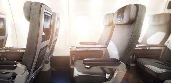 Review: Austrian Airlines' Long Haul Premium Economy