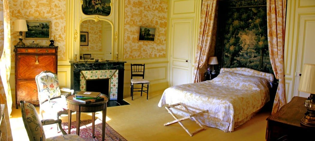 Review: Chateau De La Barre, In The Heart Of The Loire Valley