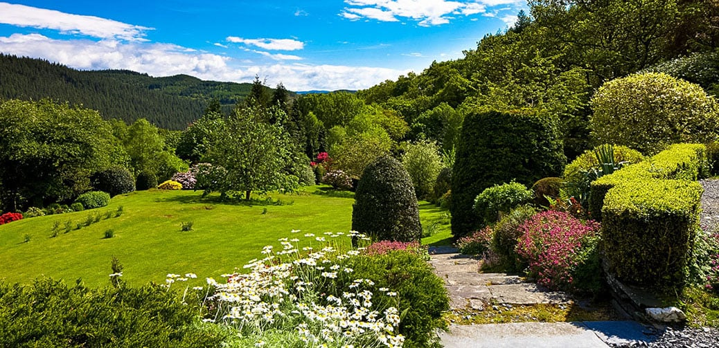 Best Country Retreats In Wales
