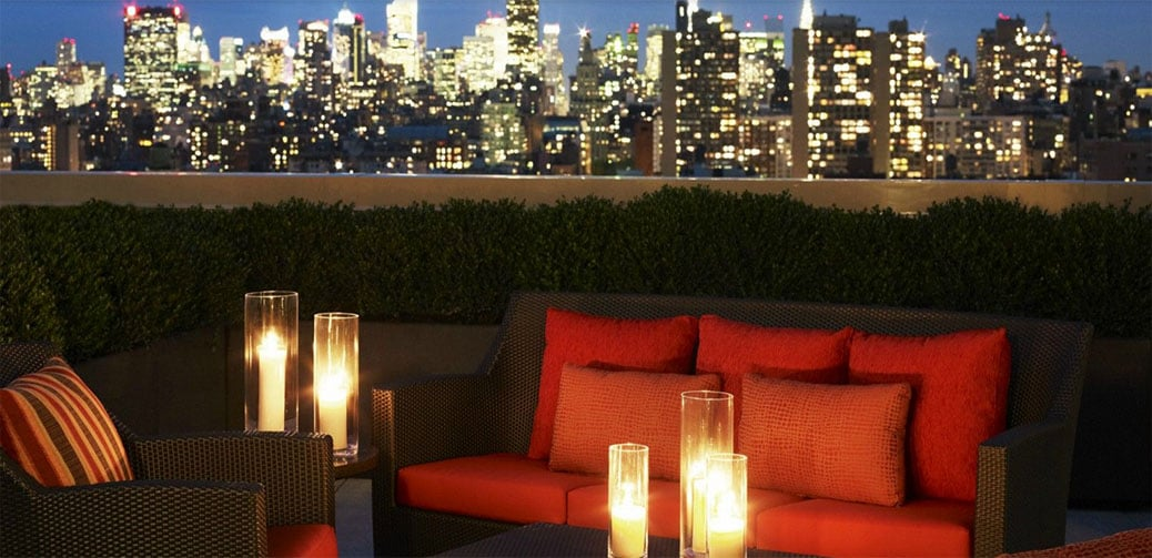 Best Executive Or Club Lounges In New York Hotels