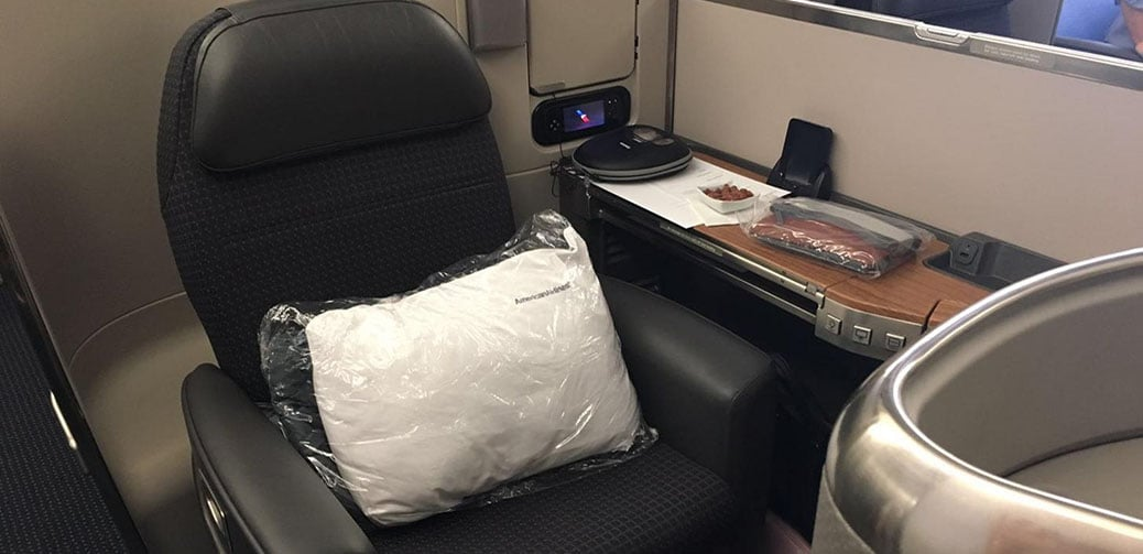 Flight Review American Airlines Flagship First On Boeing 777 300ER Transport Luxury Travel Diary