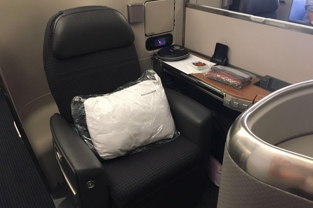 Flight Review: American Airlines Flagship First On Boeing 777-300ER