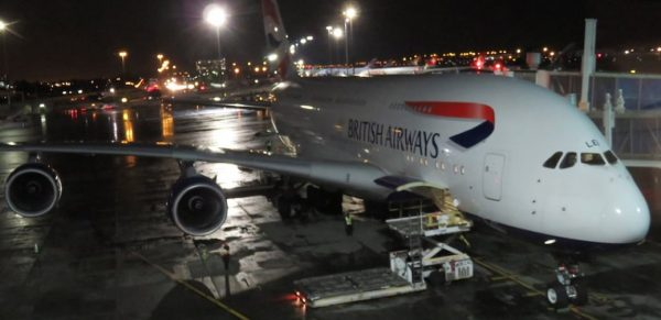 Flight Review: British Airways First Class On A380 Johannesburg to London Heathrow