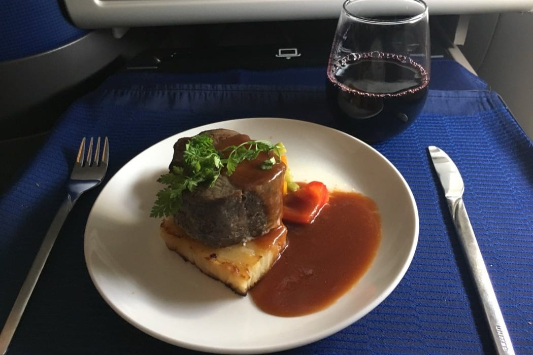 Flight Review: United Polaris Business Class On Boeing 777-300ER