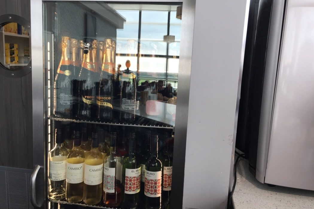 Review: Food & Drink At Aspire Airport Lounge Heathrow Terminal 5