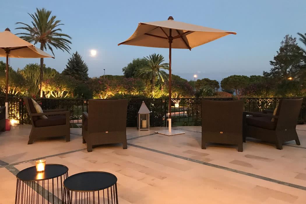 Review: La Véranda At Grand Hotel Du Cap-Ferrat