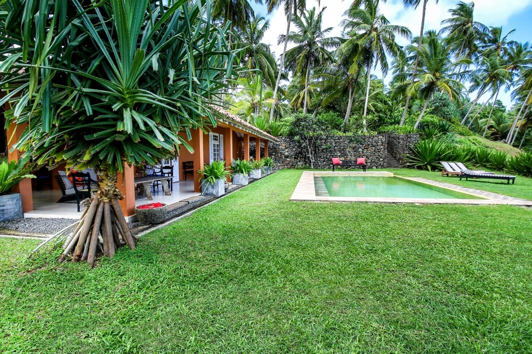 Review: Cove Houses On A Picture Perfect Cove In Sri Lanka
