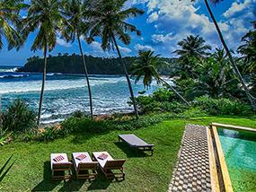 4 Nights for 6 Ppl in a Luxury 3-Bedroom Villa in Sri Lanka