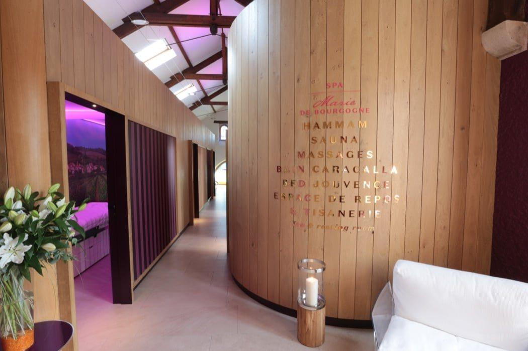 Review: Hôtel Le Cep & Spa, Marie de Bourgogne