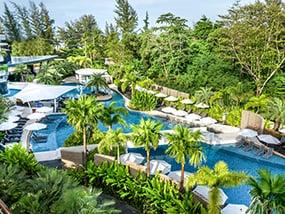 3 Nights at Novotel Phuket Karon Beach Resort & Spa, Phuket