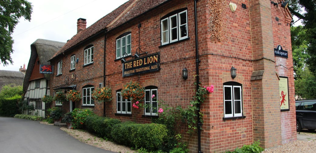 Review: Rustic Charm at The Red Lion Pub & Kitchen, Blewbury
