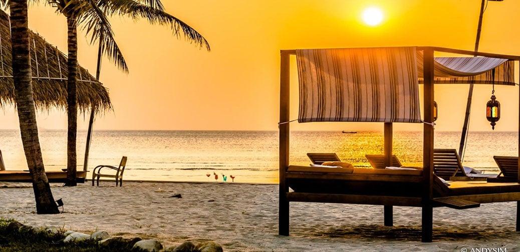 Review: Samanea Beach Resort, Cambodia