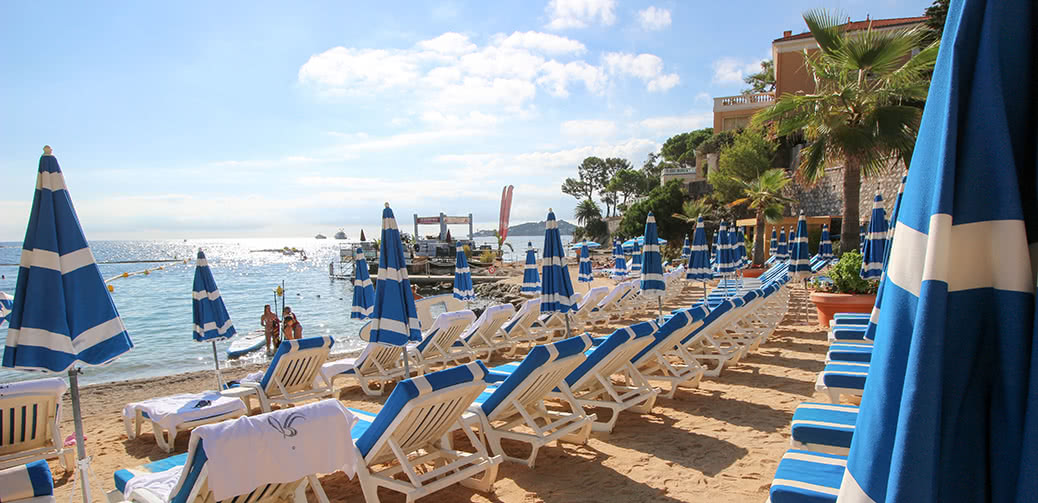 Review: Royal Riviera. A Luxury Beach Hotel On Côte d'Azur
