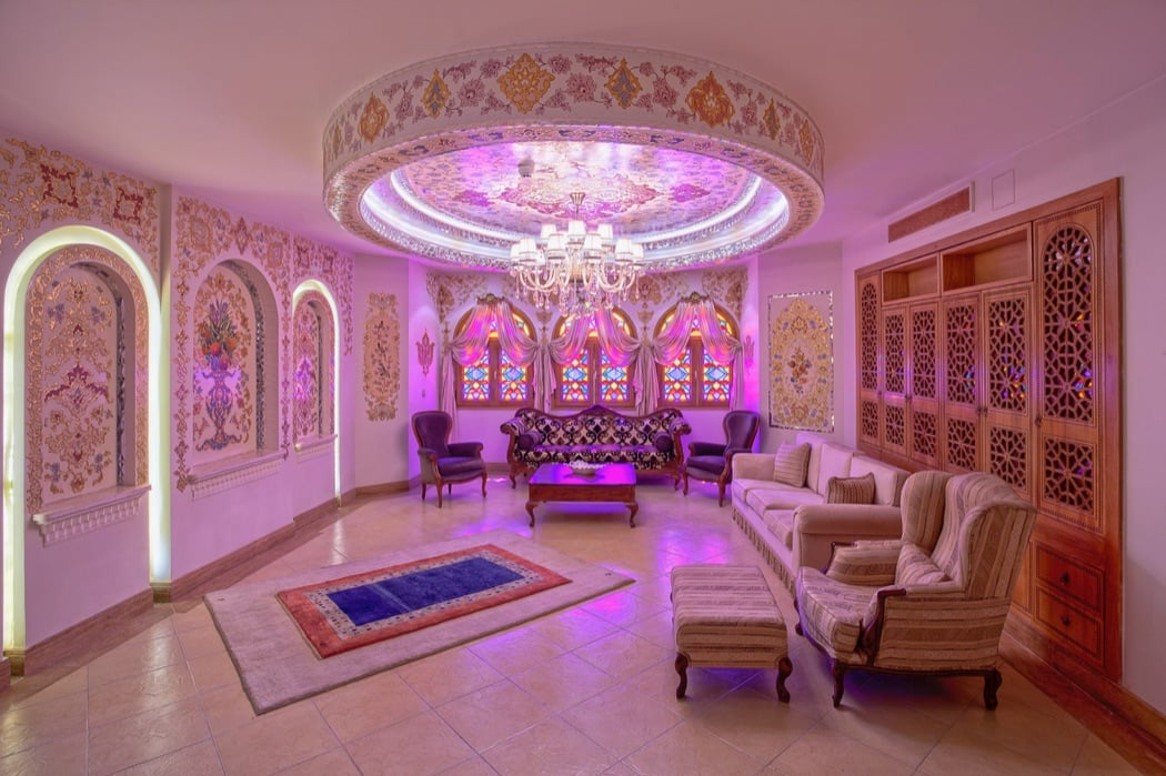 Attar hotel an exquisite boutique hotel in isfahan iran for Bargain boutique hotels